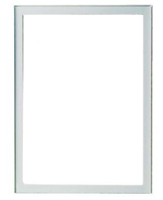 Cadre A4 porte affiche autoadhésif pour vitre 1 mm