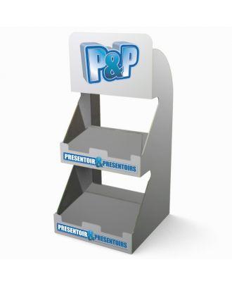 Etagère porte produit de comptoir DPLX
