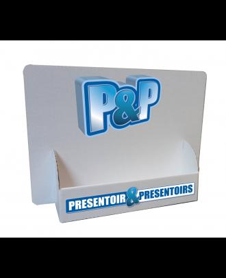 Présentoir carton A6 paysage PRSTA6 personnalisé