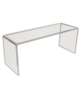 Podium plexiglas U rectangle 150 x 150 x 300 mm