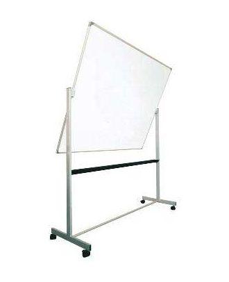 Tableau rotatif laqué 120 x 150 cm avec axe horizontal