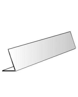 Vitrine plexiglas alimentaire 1 pli 100 x 20 x 30 cm