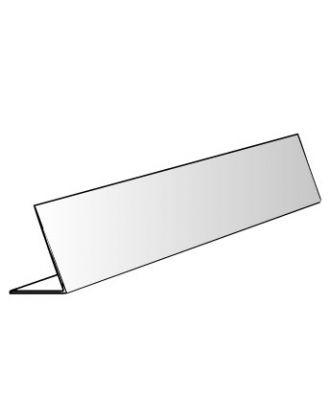 Vitrine plexiglas alimentaire 1 pli 75 x 20 x 20 cm