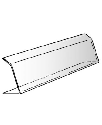 Vitrine plexiglas alimentaire 2 plis 100 x 20 x 40 cm